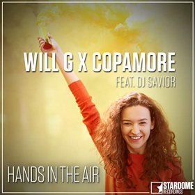 WILL G X COPAMORE FEAT. DJ SAVIOR - HANDS IN THE AIR